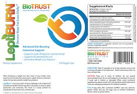 BioTrust Leptin Review