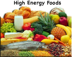 High-Energy-Foods for People over 40
