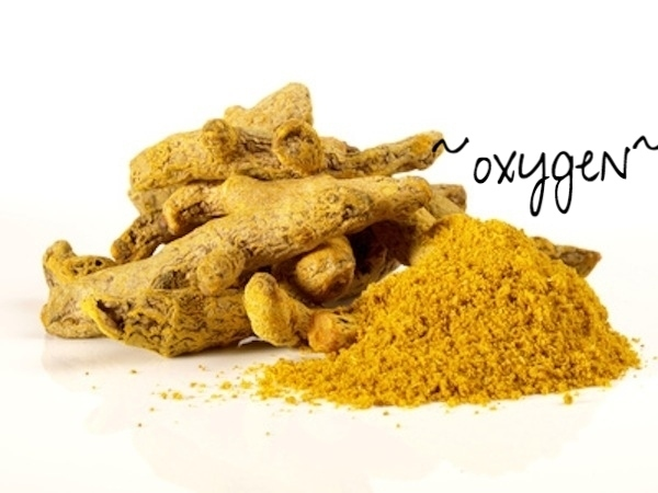 Turmeric also helps to clear your airways, allowing you to breathe better.