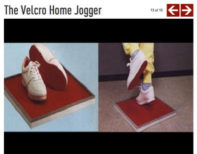 Velcro Jogger