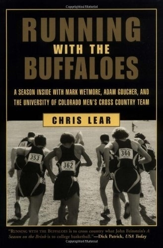 """Running with the Buffaloes"" by Chris Lear"