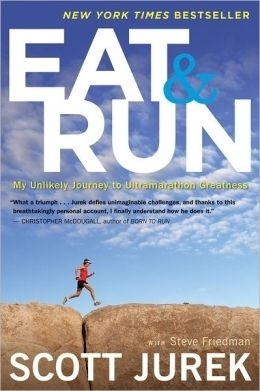 """Eat & Run"" by Scott Jurek"