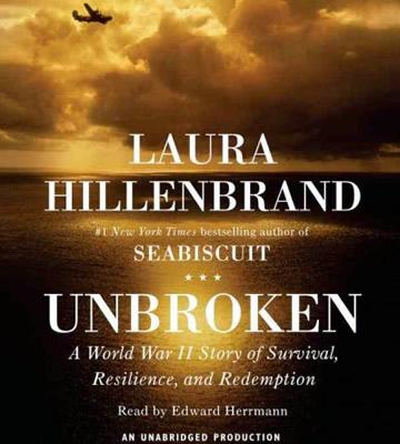 """""""Unbroken"""" by Lauren Hillenbrand"""