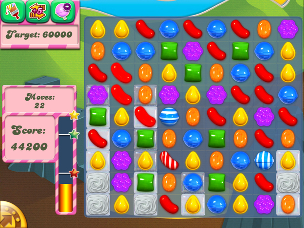 Now that we're friends, here's a link to get unlimited Candy Crush lives: