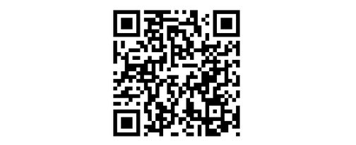OH LOOK: It's a QR code! What could it be?