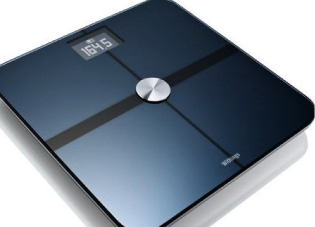 3.) WiFi Body Scale - This device automatically tweets your daily weigh-ins, so don't even think about unfollowing your diet.