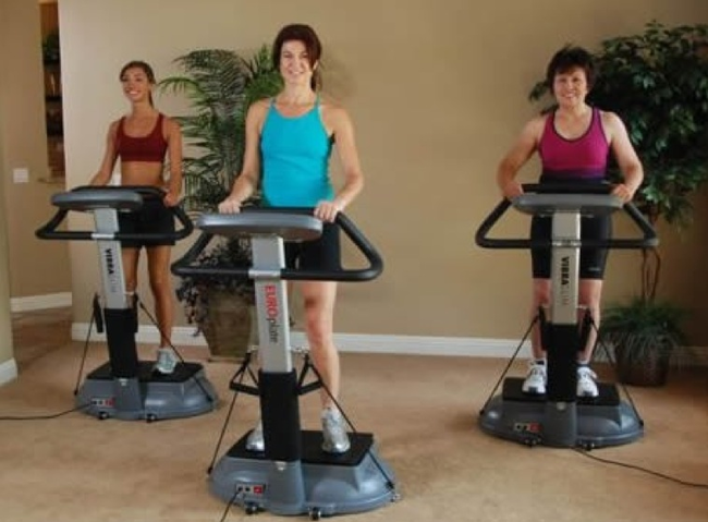 13.) The Europlate Vibraslim - You'll probably burn some calories trying to figure out what this does.
