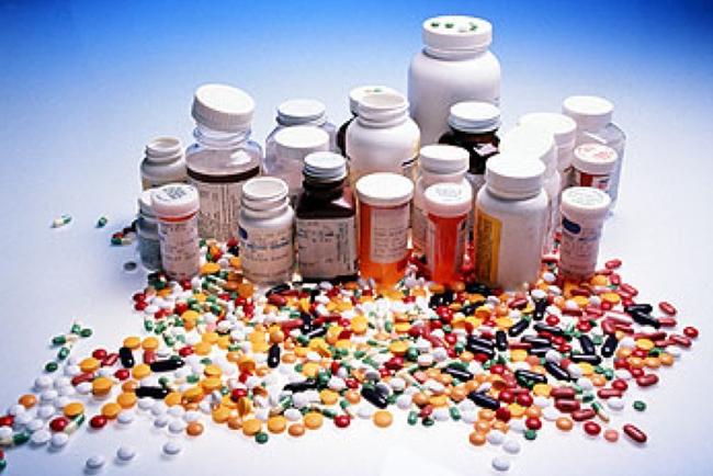 6.) Prescription Drugs
