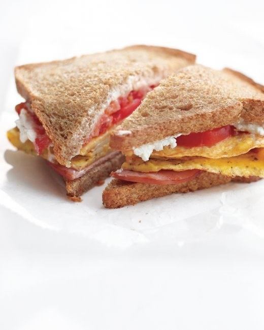 Better Bacon, Egg, and Cheese Sandwich