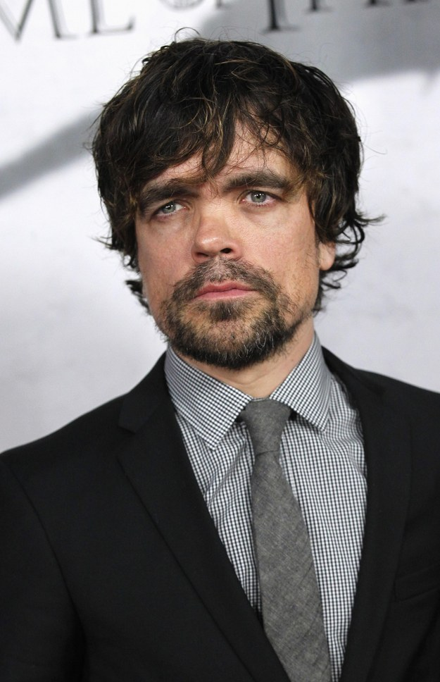 Actor ( Game of Thrones ) Peter Dinklage