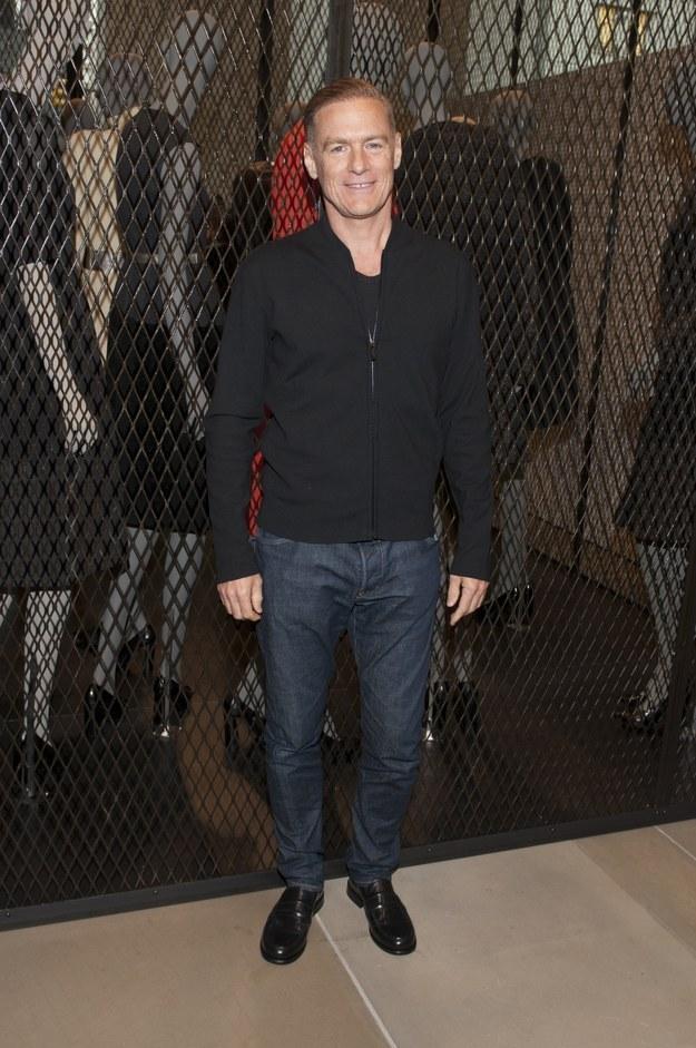 Musician Bryan Adams