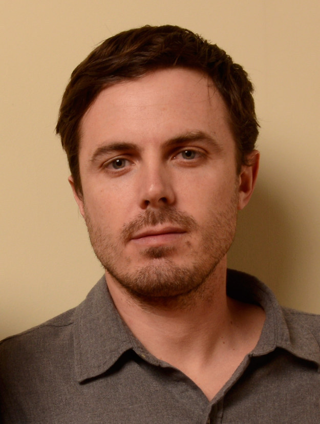 Actor/Director ( Out Of The Furnace ) Casey Affleck