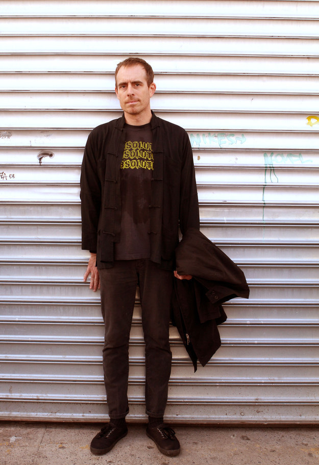 Musician Ted Leo