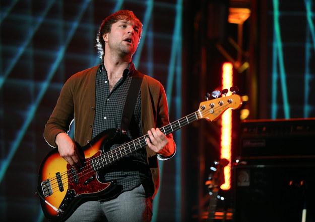 Musician (Maroon 5) Mickey Madden