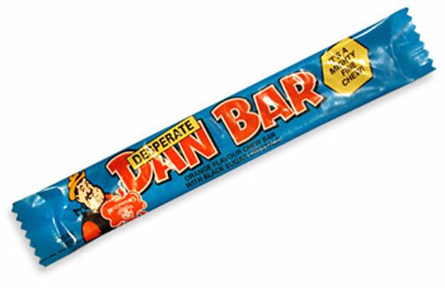 Desperate Dan bar