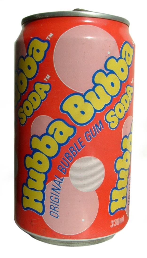 Hubba Bubba Soda