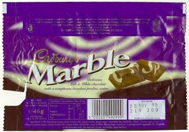 Cadbury's Marble