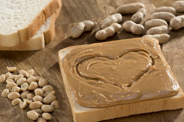 9. Aflatoxin: Peanut Butter