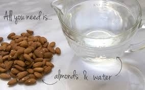 Life before almond milk is unimaginable.