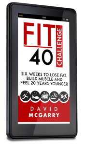 Fit over 40 Challenge Kindle book