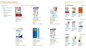 best selling weight loss book for people over 40