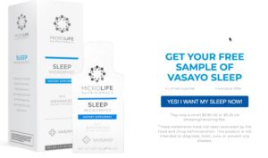 vasayo sleep product